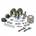 5 on 5.5 Front End Kit for GM/Dodge/Jeep D44