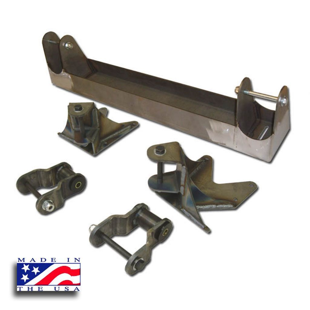 Chevy Solid Axle Conversion Hanger Kit - 4wdfactory.com